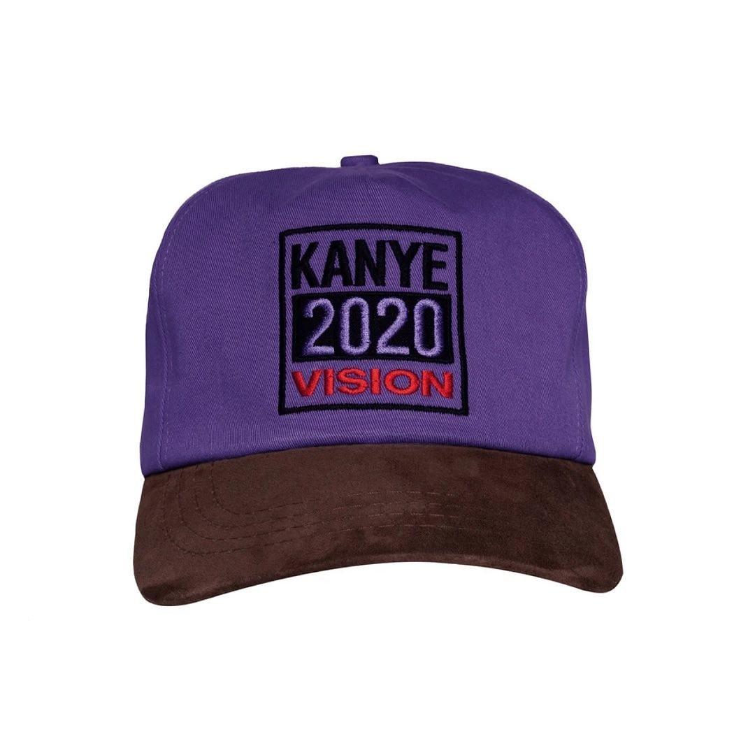 Kanye West merchandising Vision 2020