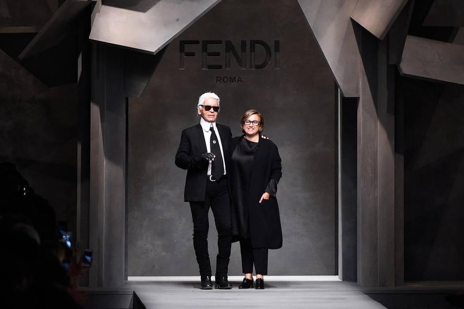 Karl Lagerfeld Direttore Creativo Fendi