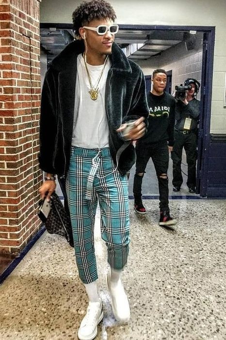 Kelly Oubre Jr outfit