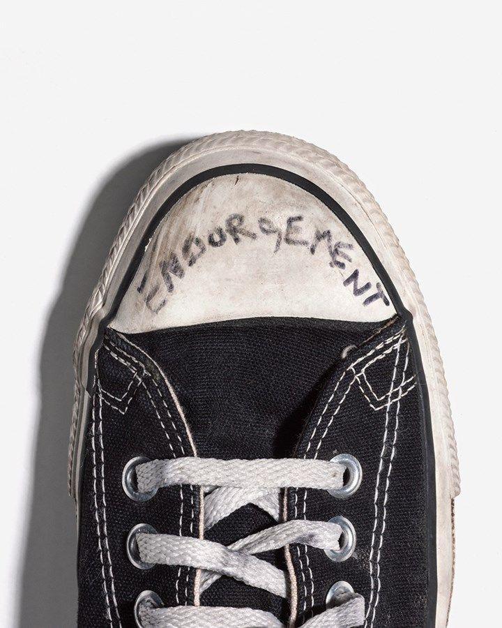Kurt Cobain Converse Endorsement
