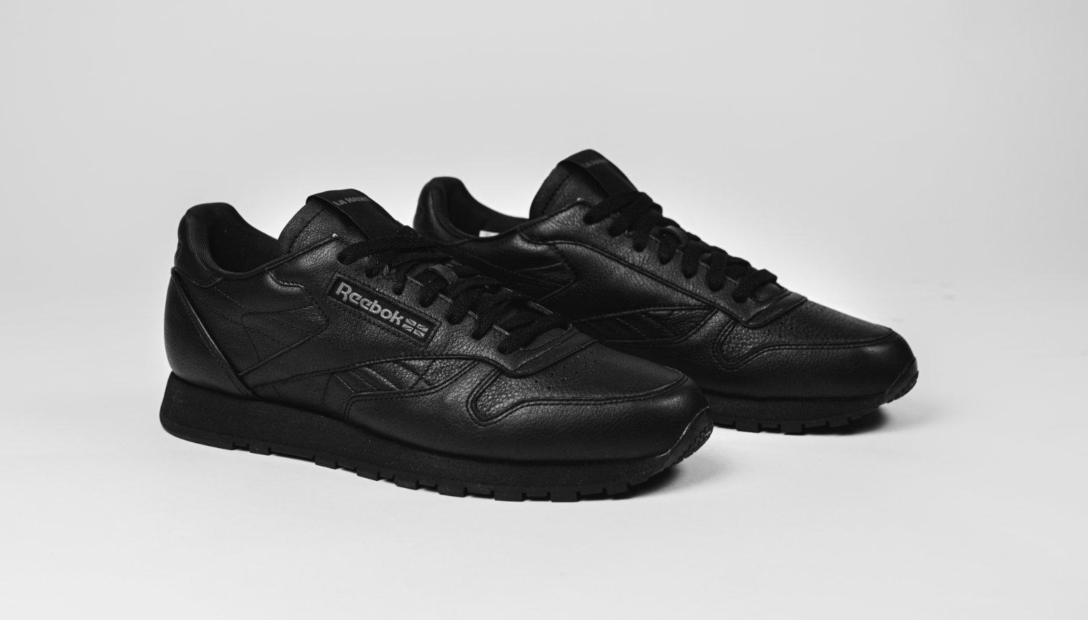 La Haine x Reebok Classic Leather OG black
