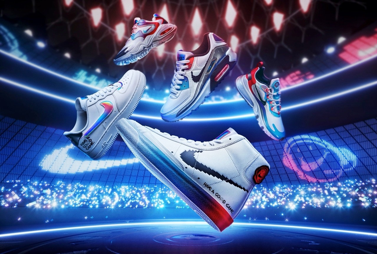 League of Legends Nike sneakers