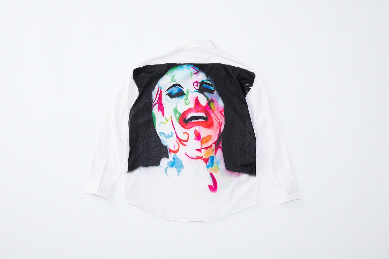 Leigh Bowery x Supreme White Jacket