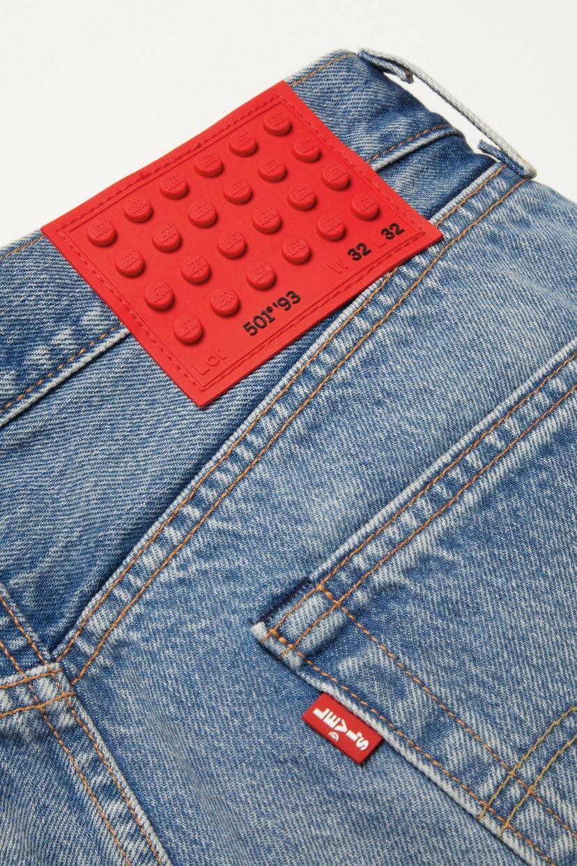 501 Levis x LEGO