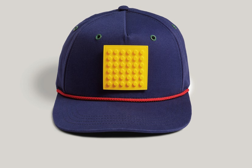 cap collection Levis x LEGO