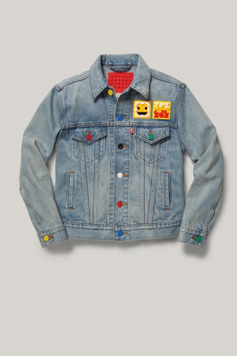 Jacket Levis x LEGO
