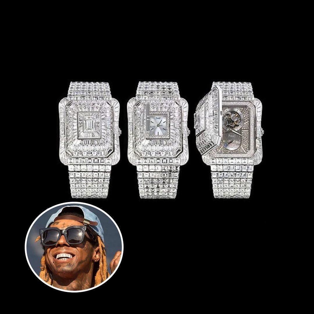Lil Wayne - BUST DOWN CHOPARD