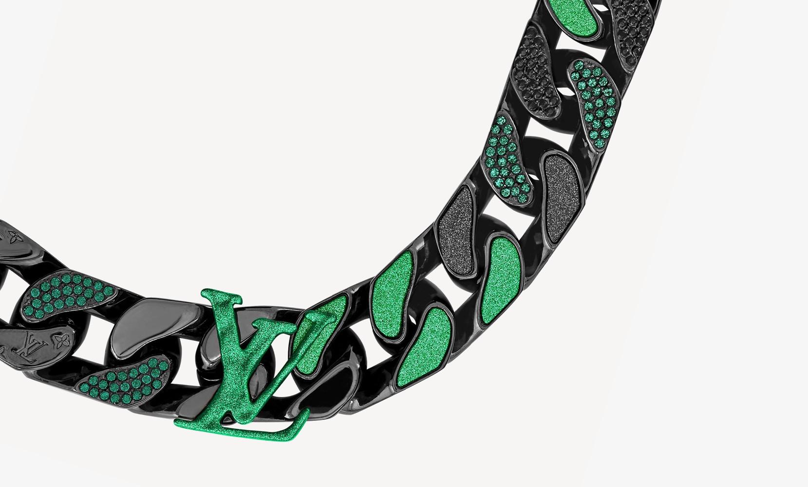 Louis Vuitton Chain Bracelet