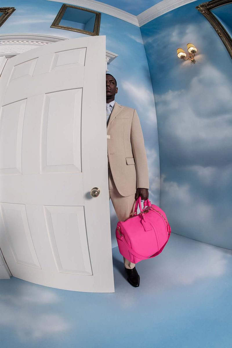 Campagna Uomo FW 2020 Louis Vuitton