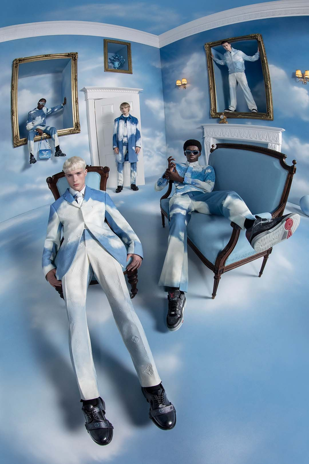 Louis Vuitton Fall Winter 2020