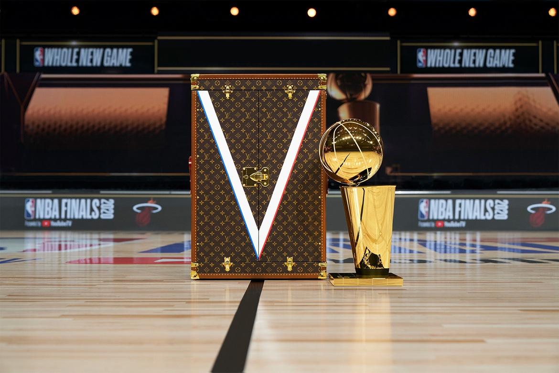 Louis Vuitton NBA Trophy