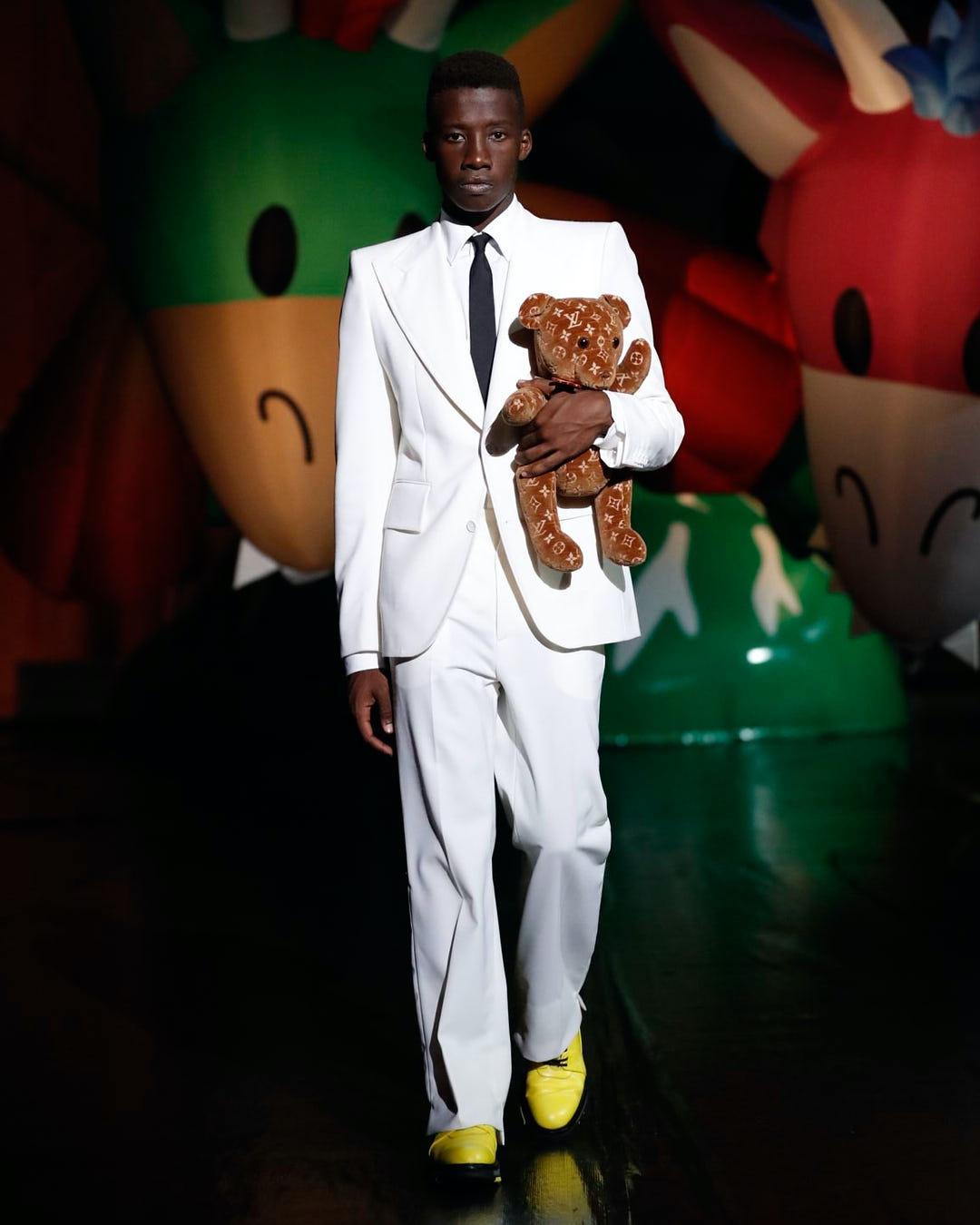 Louis Vuitton SS21 Teddy Bear