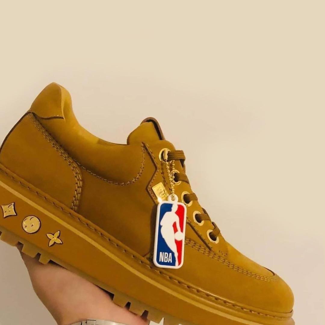 Louis Vuitton x NBA sneakers