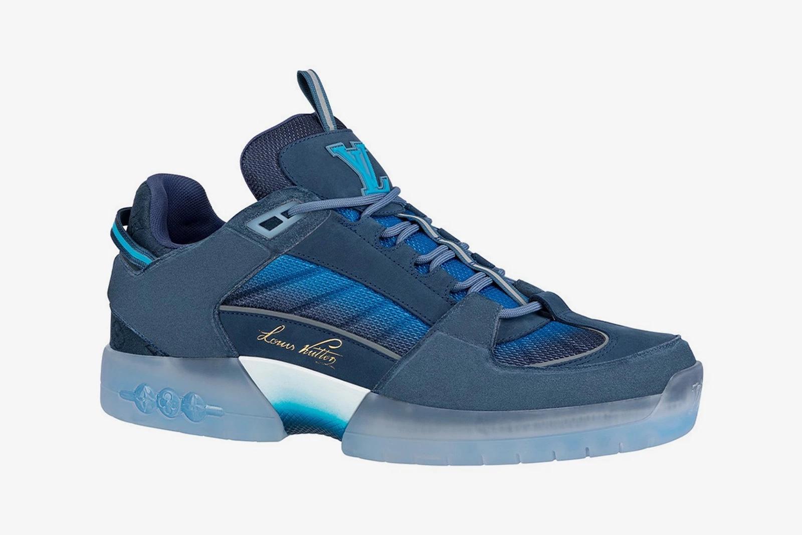 Lucien Clarke x Louis Vuitton sneakers