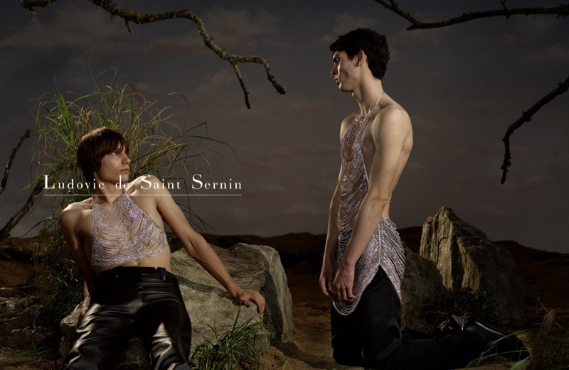 Ludovic-de-Saint-Sernin-Fall-Winter-2019-Campaign