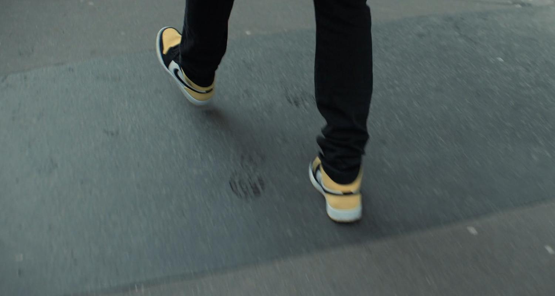 Lupin Netflix Sneakers Nike