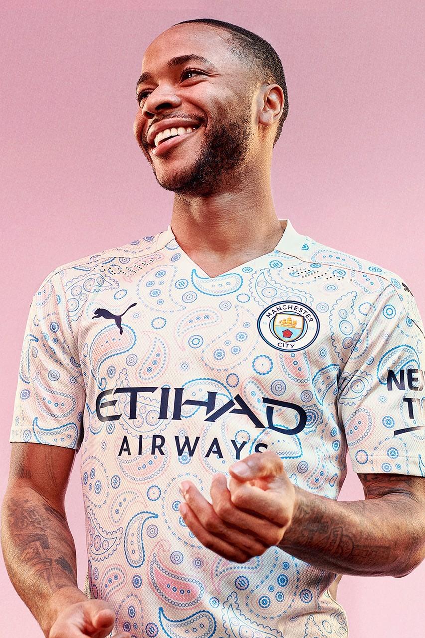Manchester City terza maglia 2020/2021