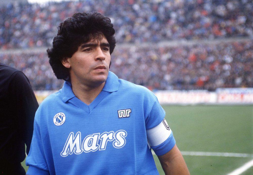 Maradona Napoli stagione 88/89