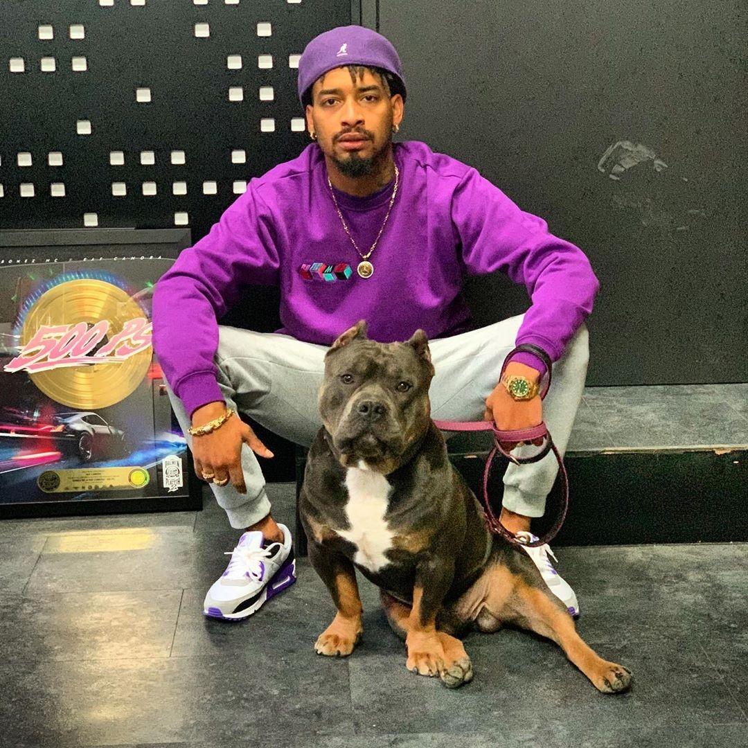 Maxwell Rapper