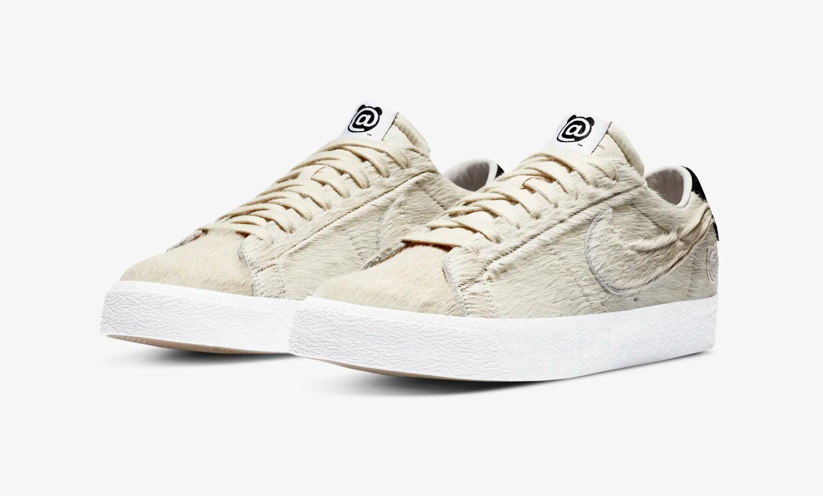 Medicom Toy x Nike SB Blazer Low BE@RBRICK