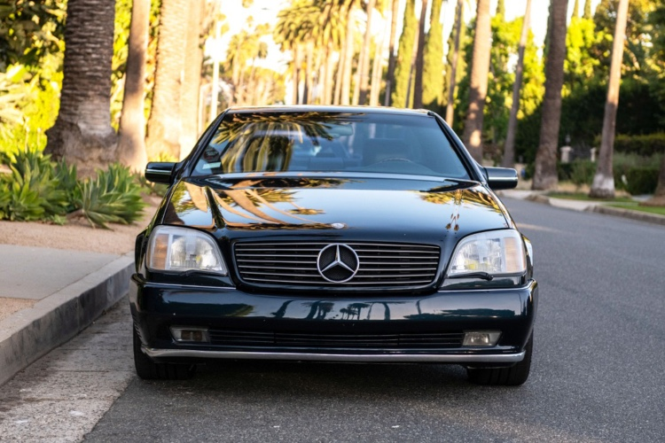 Michael Jordan Mercedes-Benz S 600