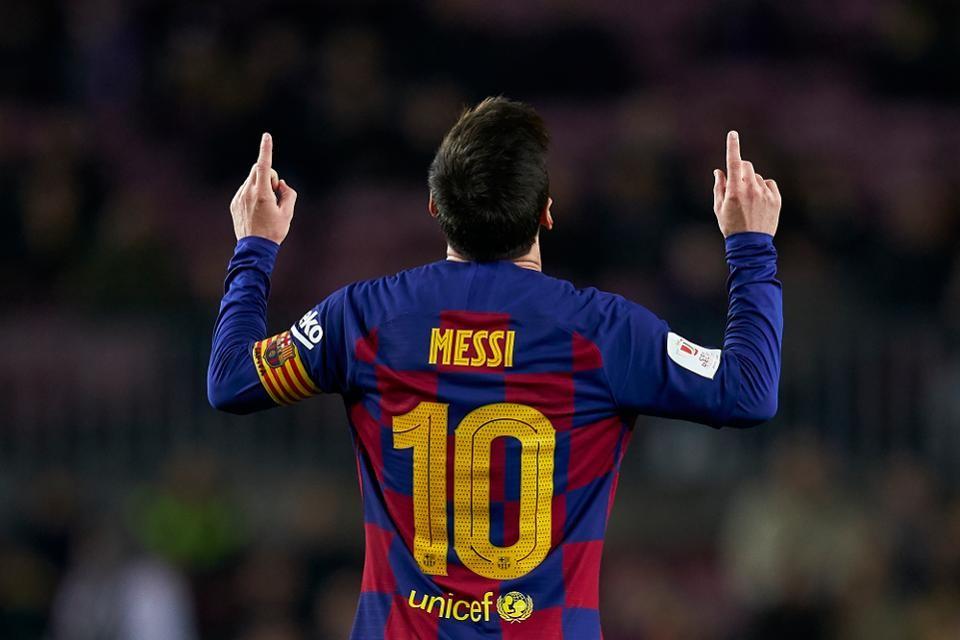 Messi-Barcellona