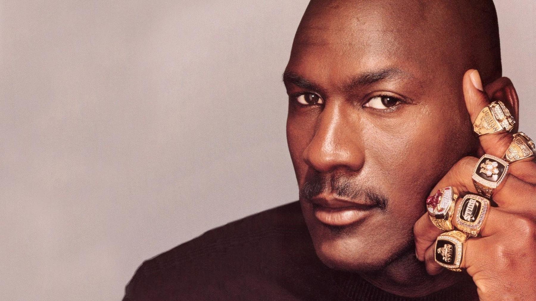 Michael Jordan NBA Ring