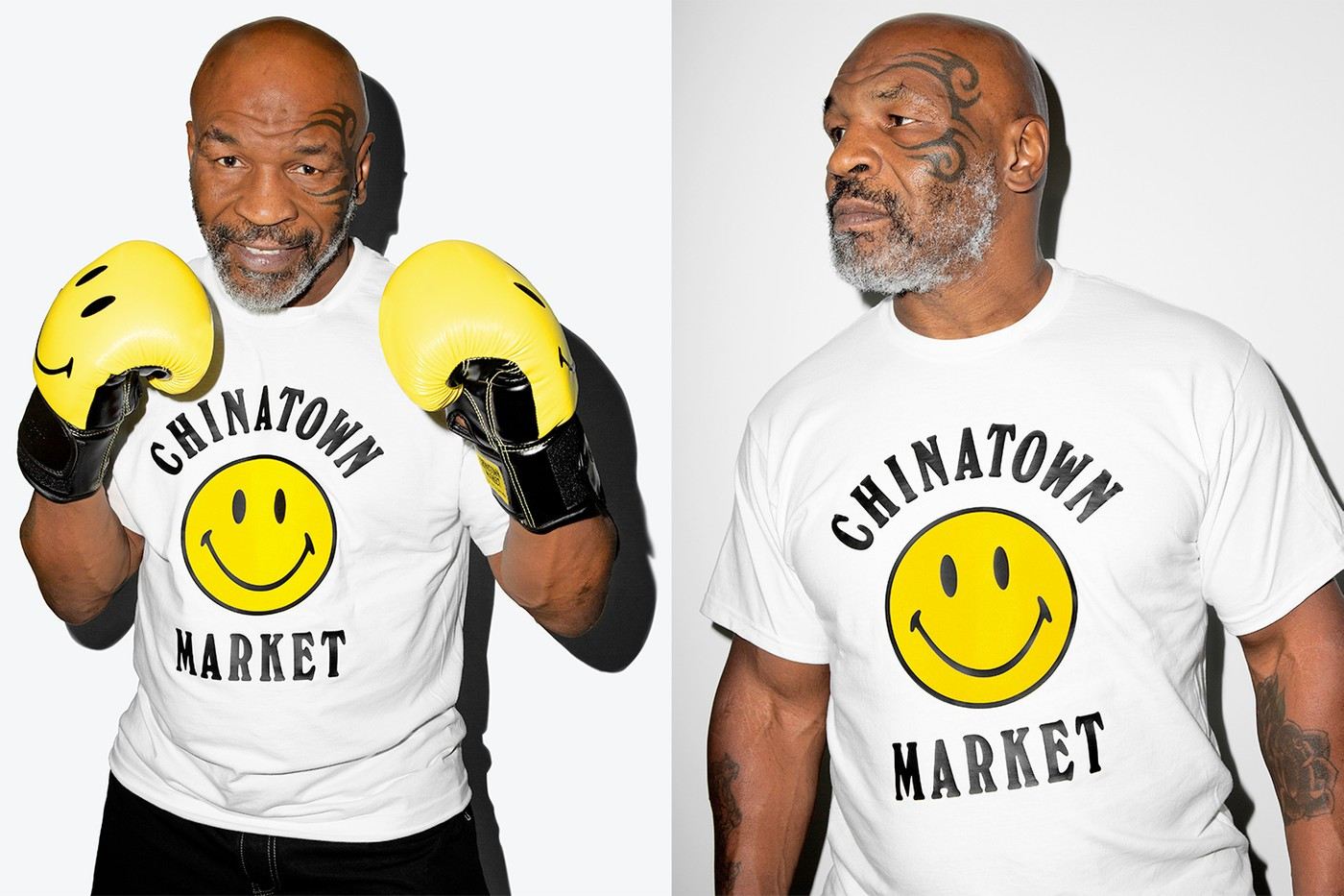 Mike Tyson Chinatown Market