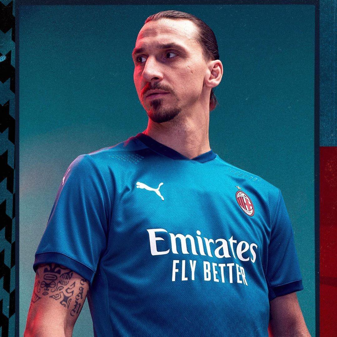 Milan terza maglia 2020/2021