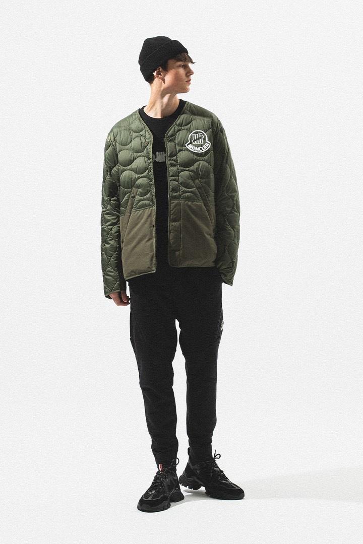 Moncler x UNDEFEATED jacket