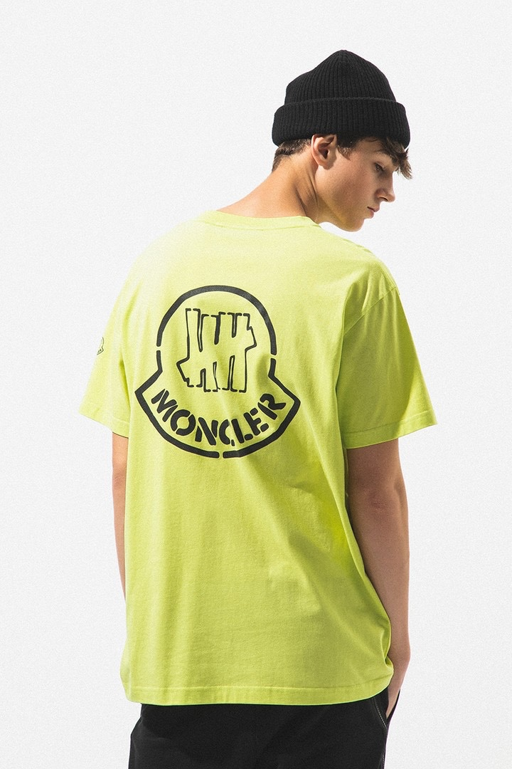 Moncler x UNDEFEATED T-shirt