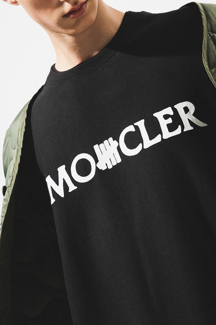 Moncler x UNDEFEATED crewneck