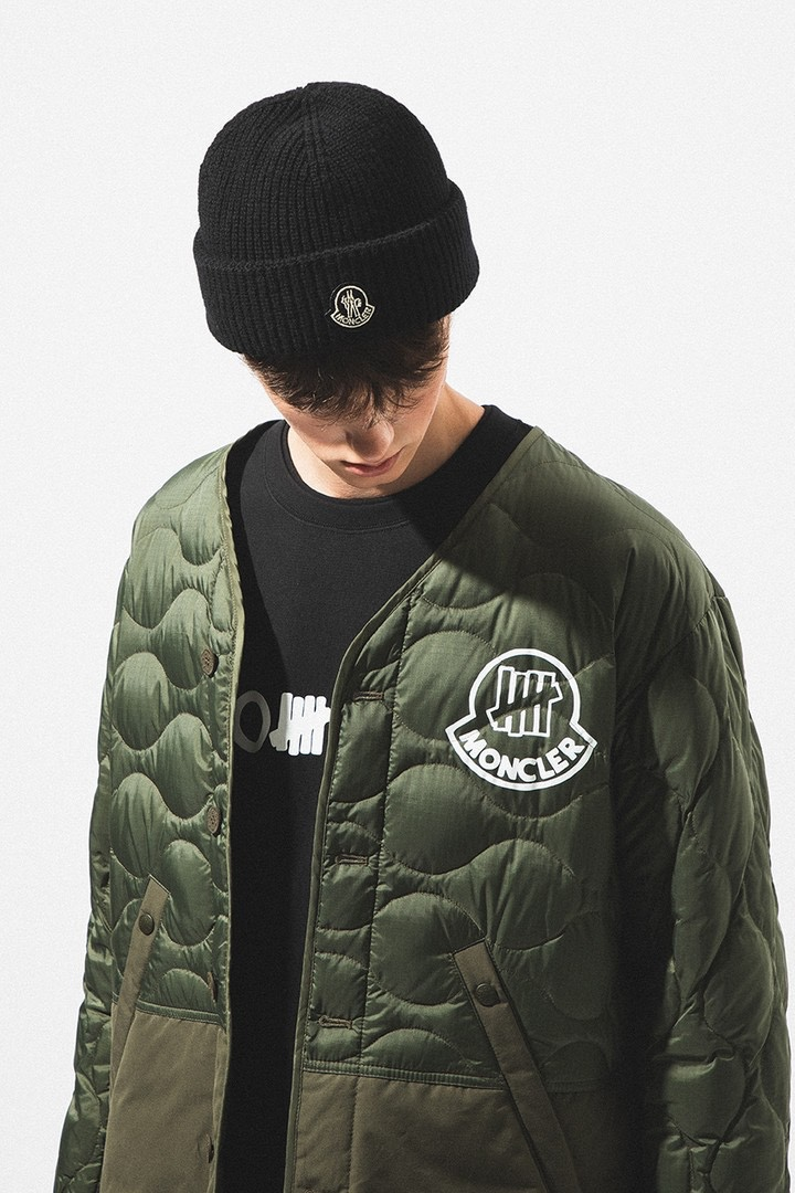 Moncler x UNDEFEATED