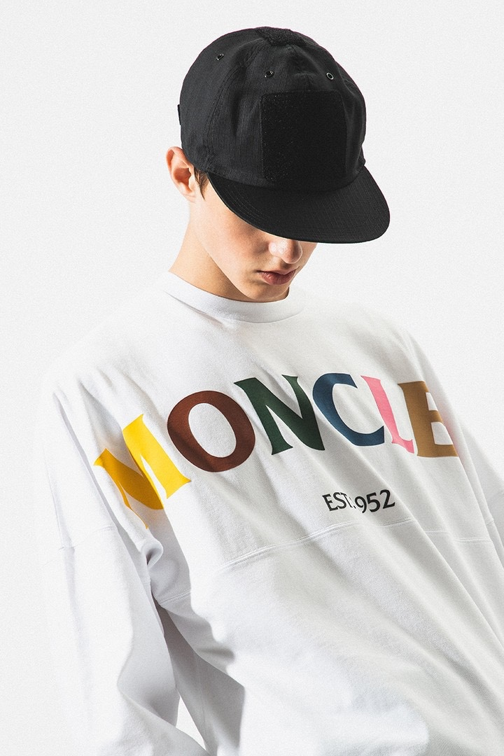Moncler x UNDEFEATED longsleeve