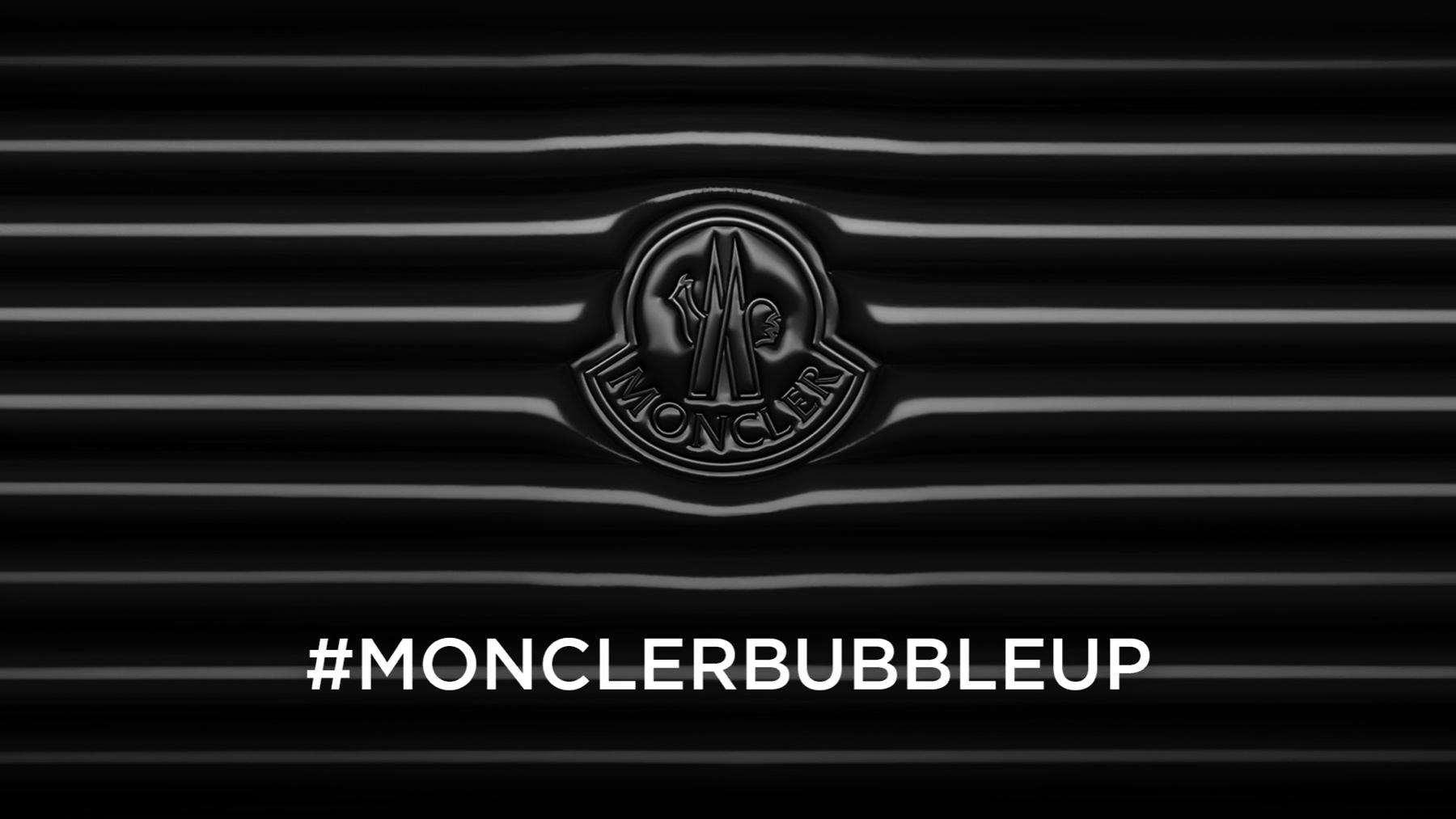 MonclerBubbleUp Challenge