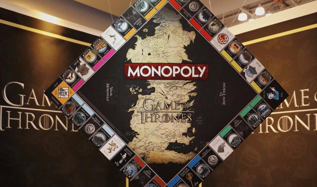 Monopolyr Game Of Thrones