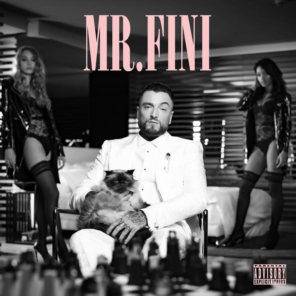 Mr. Fini Guè Pequeno cover