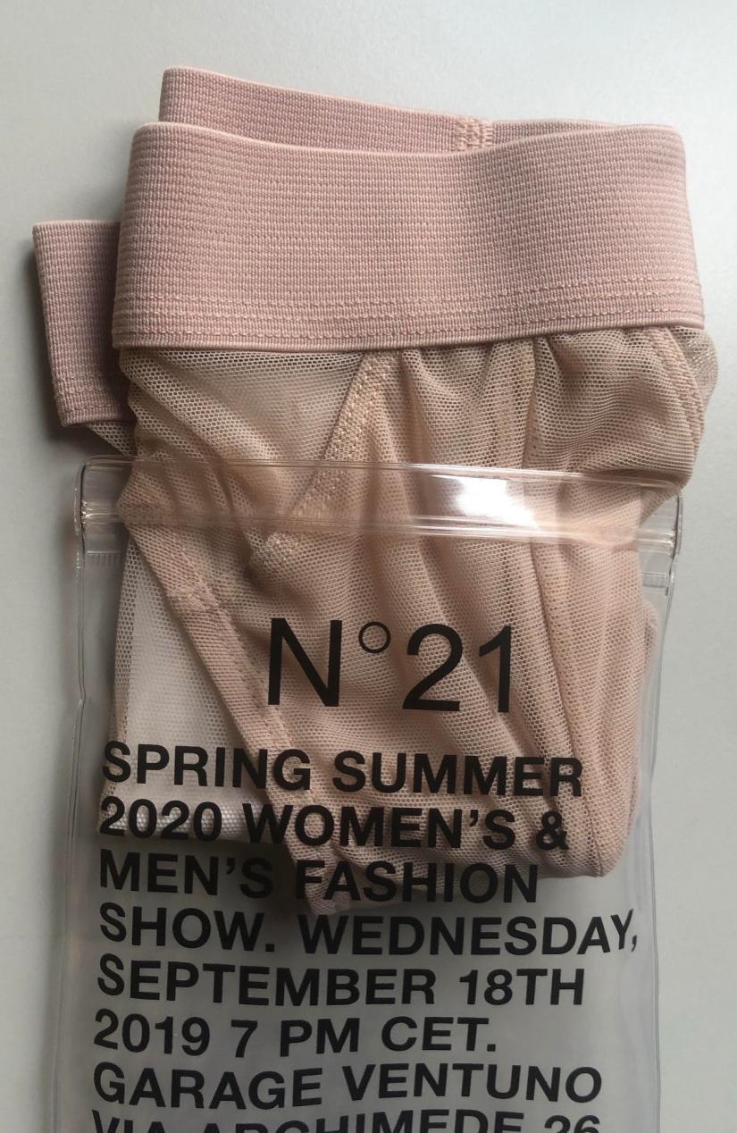 N21 invito slip