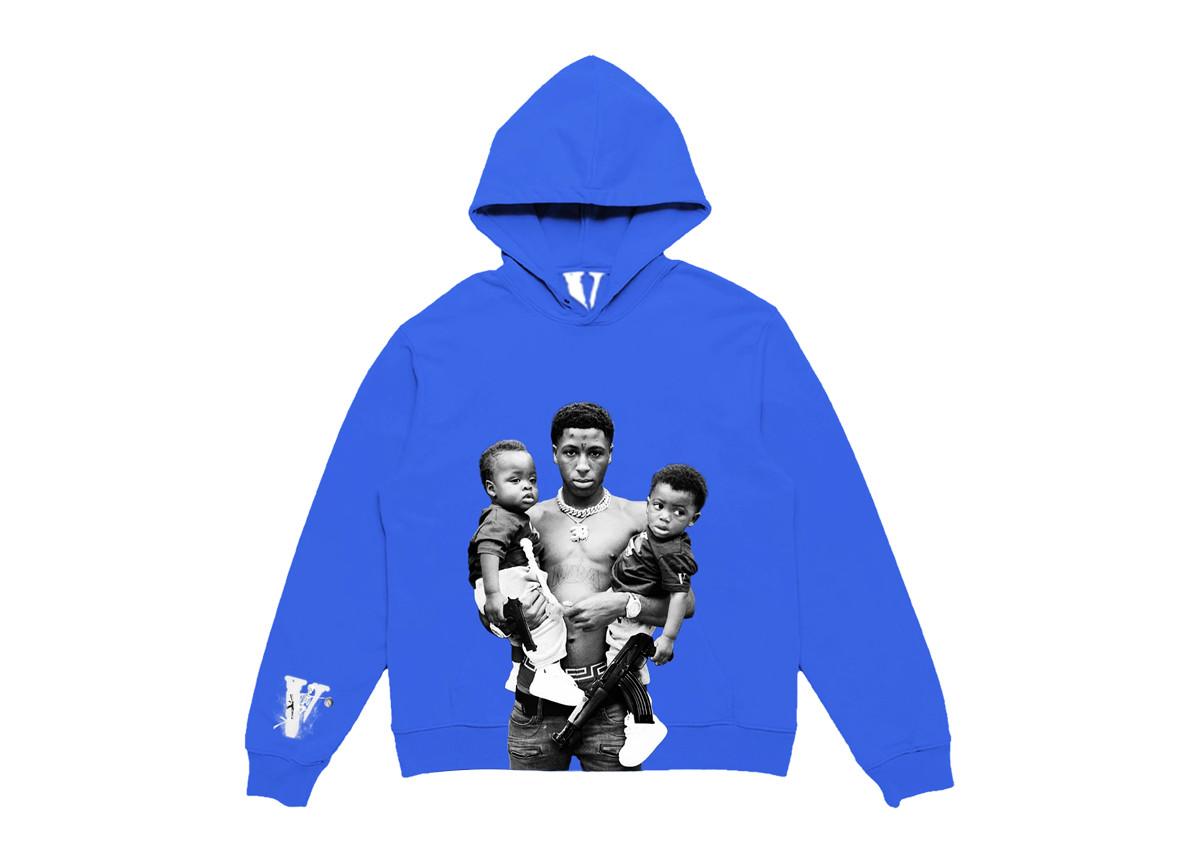 NBA YoungBoy x VLONE hoodie