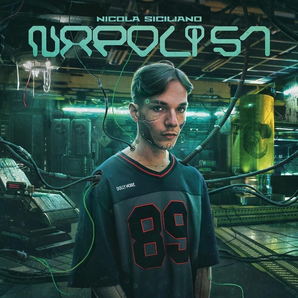 Napoli 51 Nicola Siciliano cover