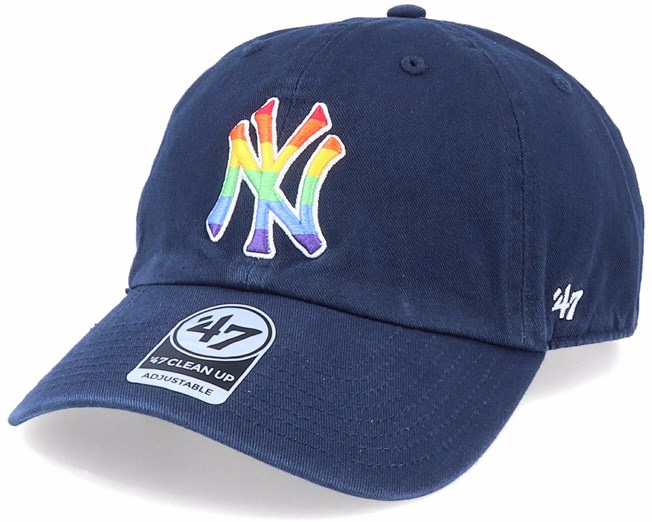 New Era Yankees Pride Cap