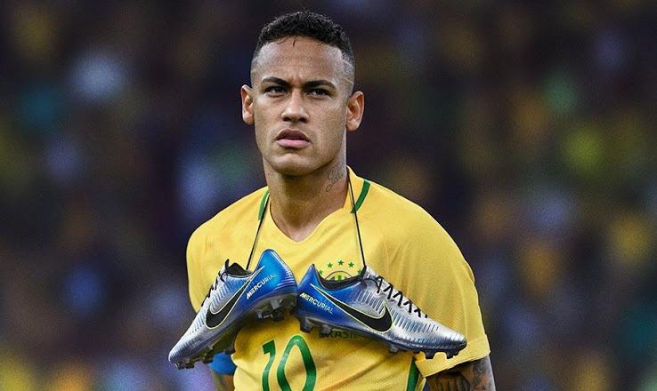 Neymar Nike Brasile