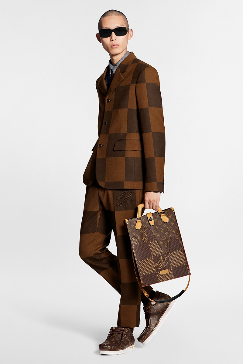 Louis Vuitton x Nigo LV2 Completo check