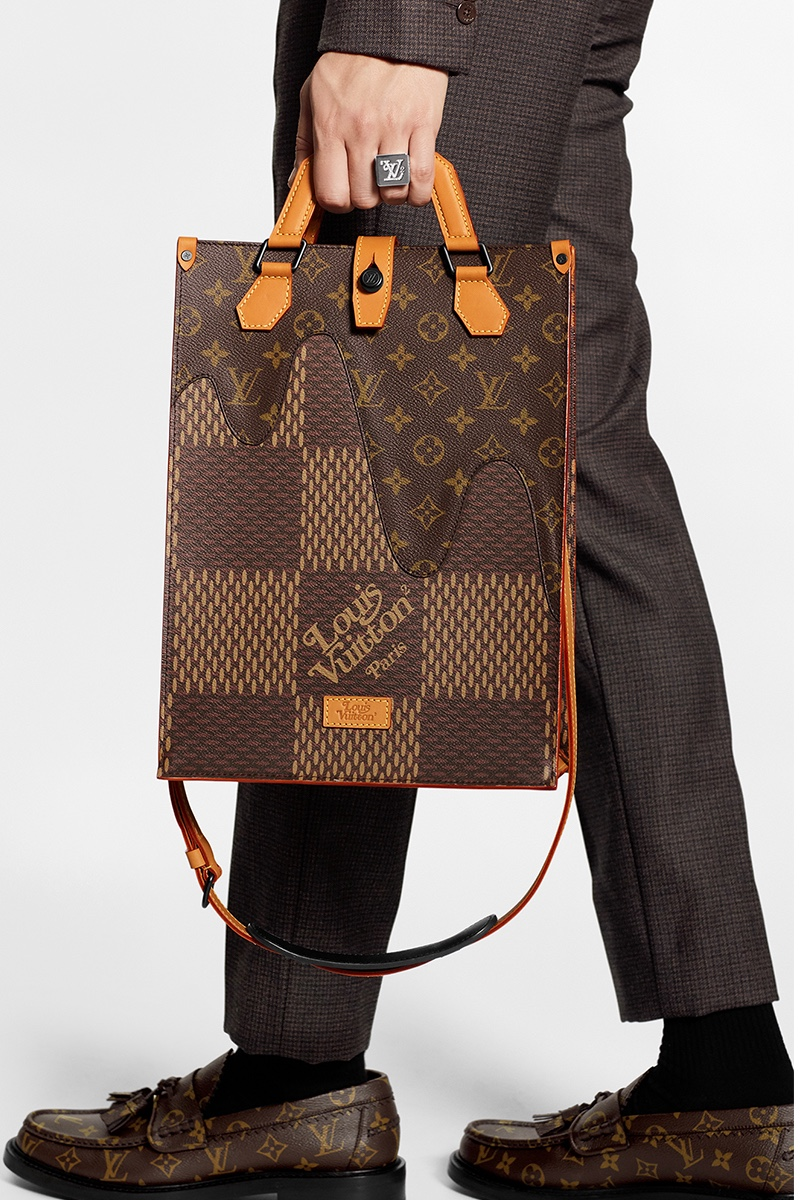 Borsa Louis Vuitton e Nigo