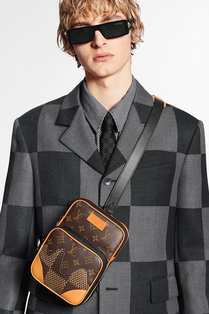 Borsa tracolla Louis Vuitton e Nigo