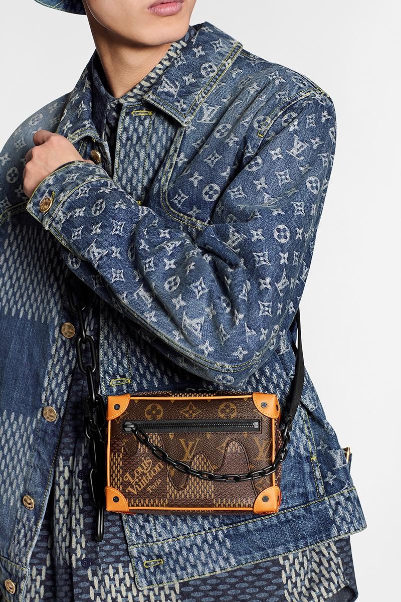 Borsa a tracolla Louis Vuitton e Nigo
