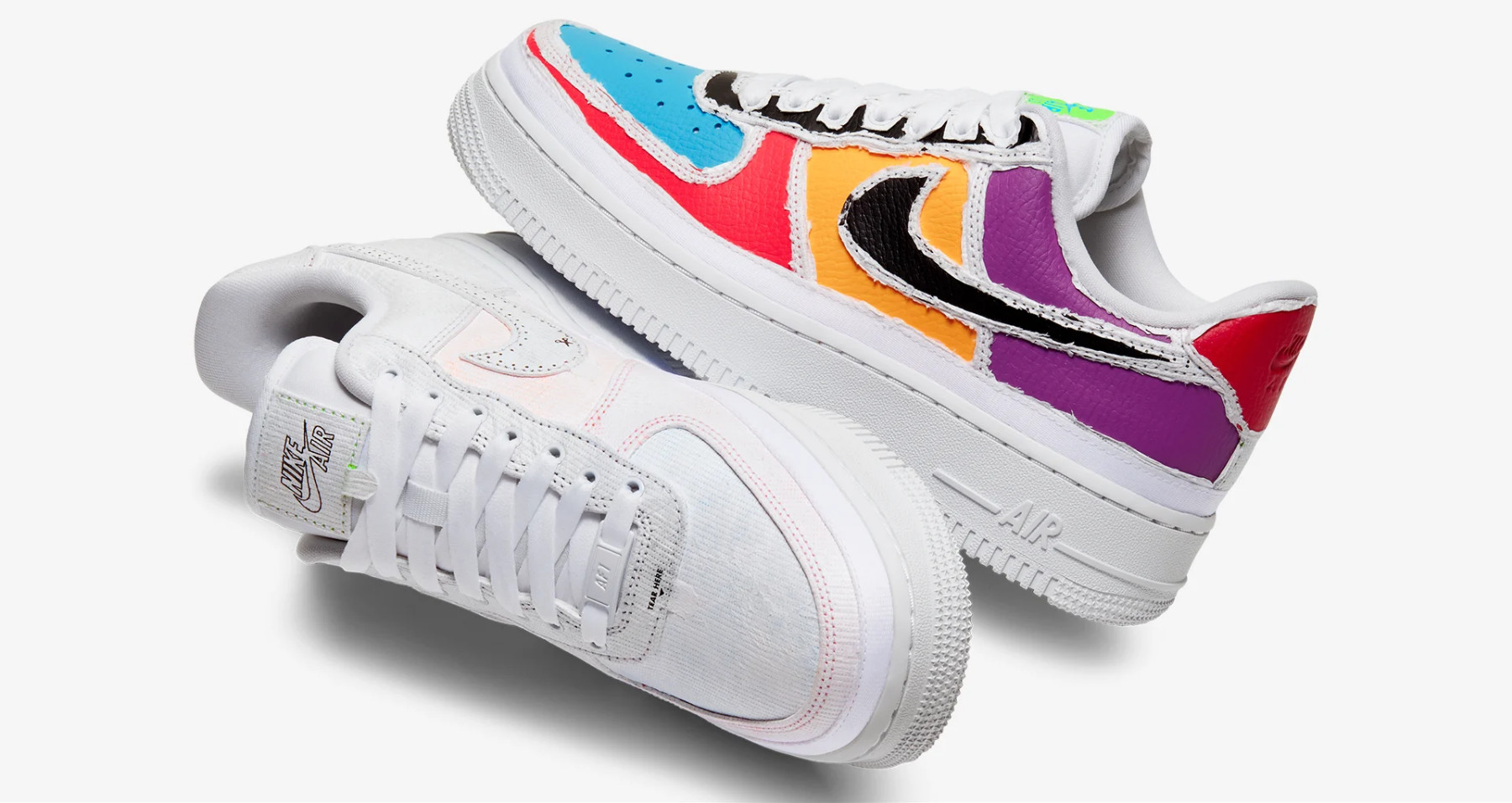 "Nike Air Force 1 Low ""Reveal"""