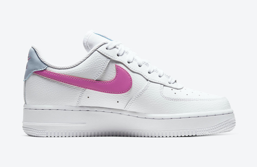 air force 1 striscia rosa