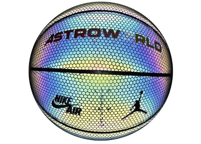 Travis Scott x Nike Basketball Black Multicolor