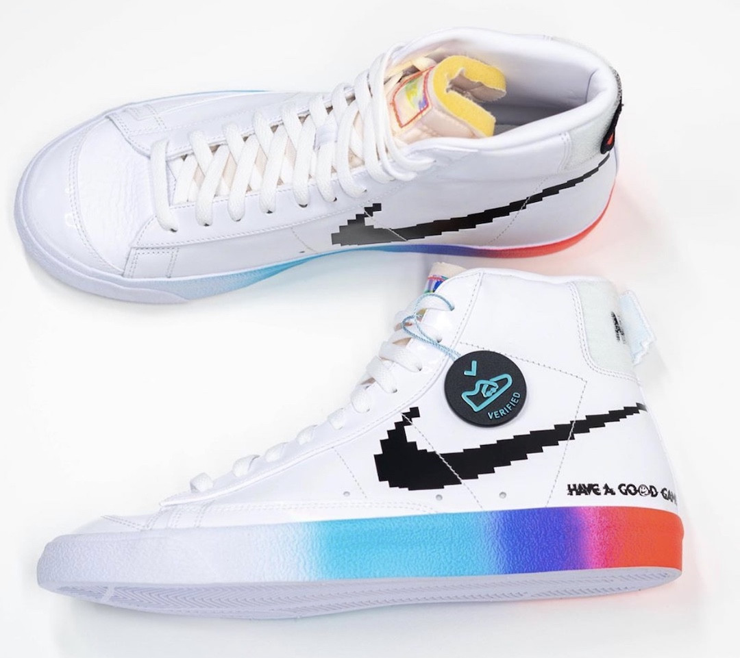 """Nike Blazer Mid """"Have A Good Game"""""""